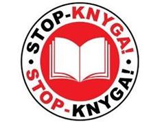 Stop knyga!