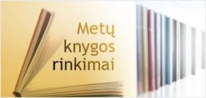 Metu knygos rinkimai